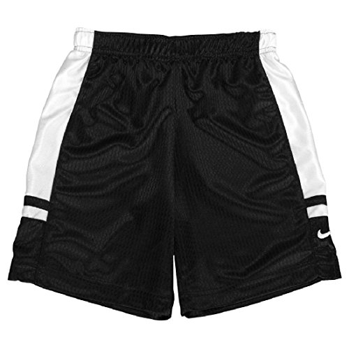 Nike Kids Franchise Shorts - NIKE Kids Boy's Franchise Shorts (Little Kids) Black Shorts 4 Little Kids