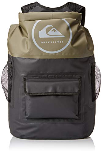 (Quiksilver Men's SEA STASH Backpack, thyme 1SZ)