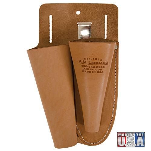 AM Leonard SC3T 3-Tool Case - Brown
