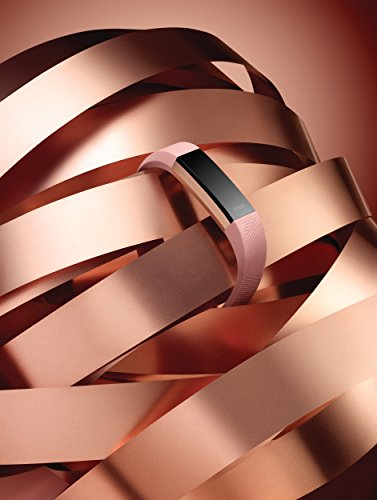 Fitbit Alta HR, Special Edition Pink Rose Gold, Large (US Version) by Fitbit (Image #6)