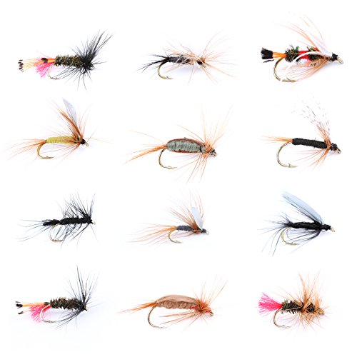 wet and dry flies - 7