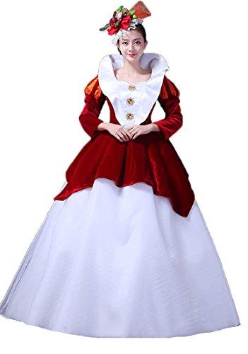 lady antebellum red dress - 4