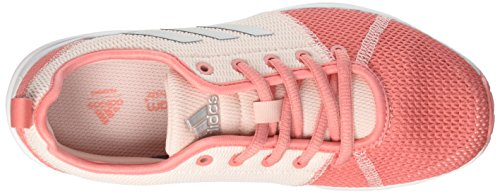 Silver Scarpe Rose Tactile Rosa Metallic Metallic Silver Donna Cloudfoam adidas Indoor Arianna Sportive 6AqSwC