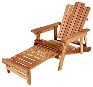 Amazon Com Ultimate Adirondack Chair With Adjustable Back