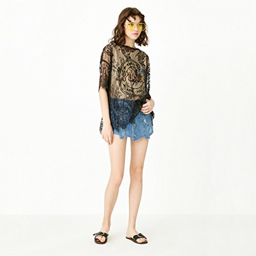 Estive Flash Donna Gonne Monopetto Design Jeans size 160 Qi sr Busine Fang Pantaloncini Di Cotone Cool 64a qSPEwTIx