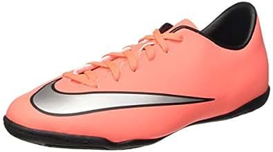 Nike Youth Mercurial Victory V Indoor [Bright Mango] (1Y)