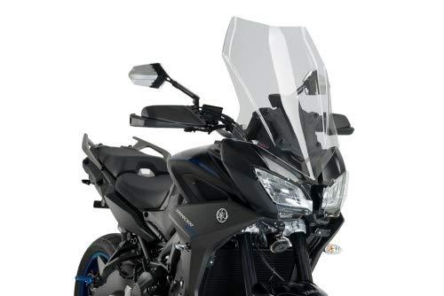 clear PU-9725W Touring Screen e.g Yamaha Tracer 900 2018