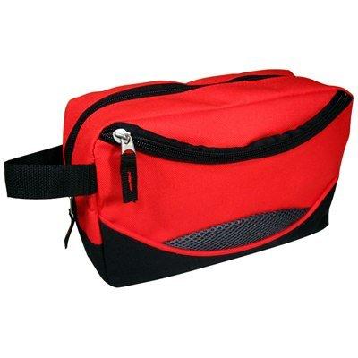 nps-em-996-red-black-2-pocket-toiletry-bag-10-x-4-x-6