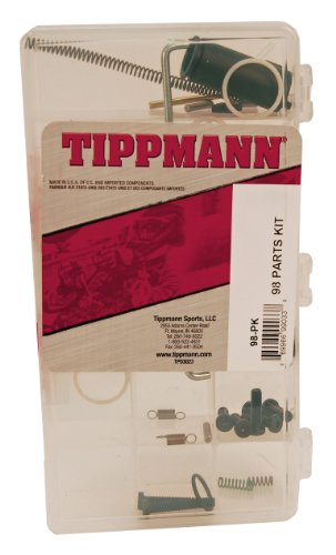 Tippmann Custom 98 Replacement - TIPPMANN 98 Deluxe Parts Kit