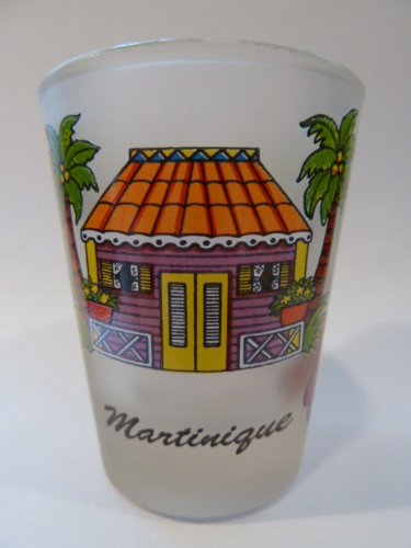 - Martinique Beach House Shot Glass