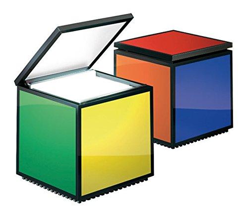 Cini & Nils - Cuboluce - multicolor - Design - Nachttisch - Tischleuchte