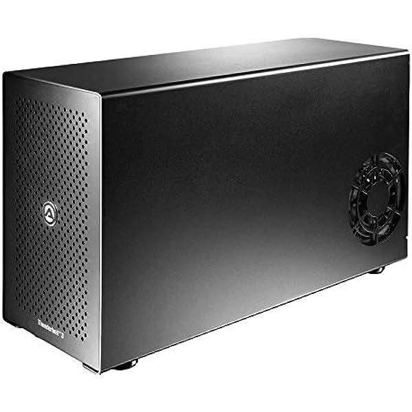 AKiTiO Node: caja GPU externa Thunderbolt 3: Amazon.es: Electrónica