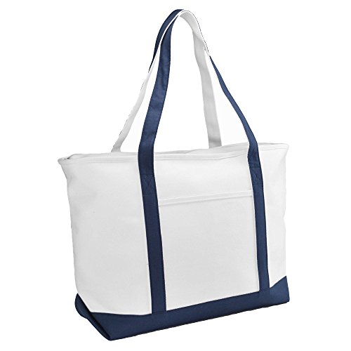 Canvas Beach Tote Bags - 8