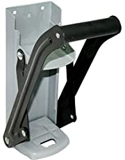 Heavy Duty 16 Gauge - 16 Oz. Can Crusher - Also Includes 2 Free Reusable Shopping Bags for Storage