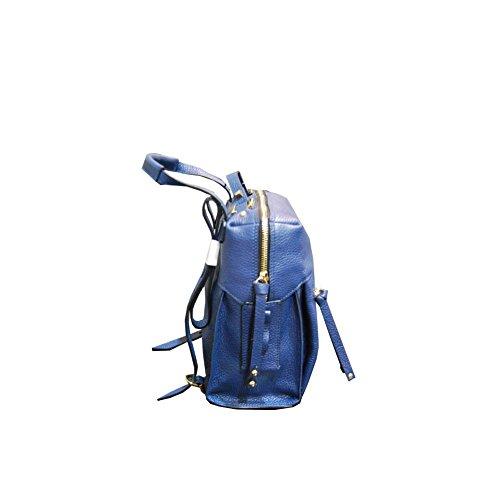 blu In Piccolo Lucchi Donna N000090x0153 Caterina Zainetto Pelle qOaw40