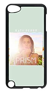 iPod Touch 5 Case, iPod 5 cases - Highly Protective Black Back Case Cover for iPod 5 Katy Perry Prism Cover 2 Perfect Fit Hard Case Cover For iPod Touch 5