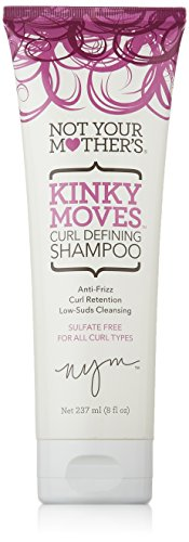 Not Your Mother's Kinky Moves Curl Defining Shampoo, 8 Ounce