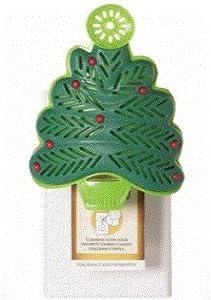 Phenomenal Amazon Com Yankee Candle Scent Plug In Christmas Tree Base Home Easy Diy Christmas Decorations Tissureus