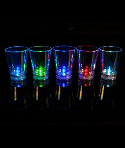 Fun Central AU061 LED 2oz Shot Glass -