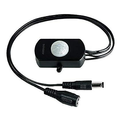 Sensky® BS010 12 V 24 V 3 A PIR Sensor de Movimiento a Larga Distancia