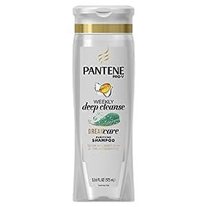 Pantene Pro-V Weekly Deep Cleanse Purifying Shampoo 12.6 Fl Oz, 12.600-Fluid Ounce