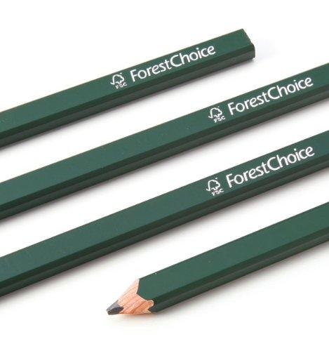 ForestChoice Carpenter Pencils - 144 Count