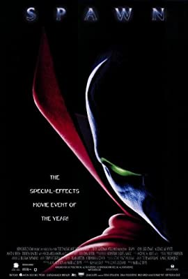 Image result for spawn movie poster