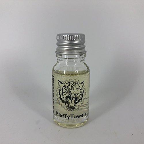 Emulsifiable Fragrance Oil, 10ml Glass Bottle, (Fluffy Towels Fragrance) ()