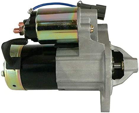 New Starter Replacement For 2002-2004 Nissan Frontier 2.4L /& 2001 2002 2003 2004 Xterra 2.4L 01 02 03 04 23300-9Z400 23300-9Z400R M000T87381 M000T87381ZC