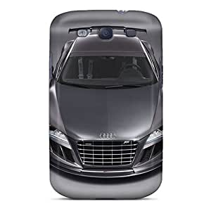 Hot Fashion QAxumgg-3817 Design Case Cover For Galaxy S3 Protective Case (audi R8 2)