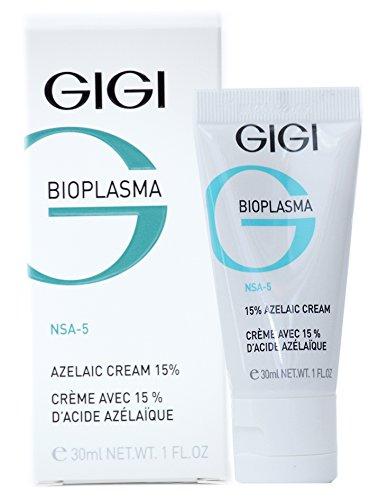 15 Cream (GIGI Bioplasma Azelaic Cream 15% For Oily Skin 30ml 1fl.oz)
