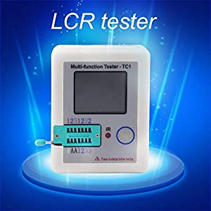 LCR-TC1 3.5inch TFT Screen Colorful Display Multi-Functional TFT Backlight Transistor Tester Diode Triode Capacitance Meter