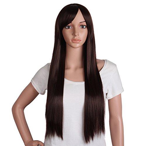 Long Straight Beauty Wig - MapofBeauty 28