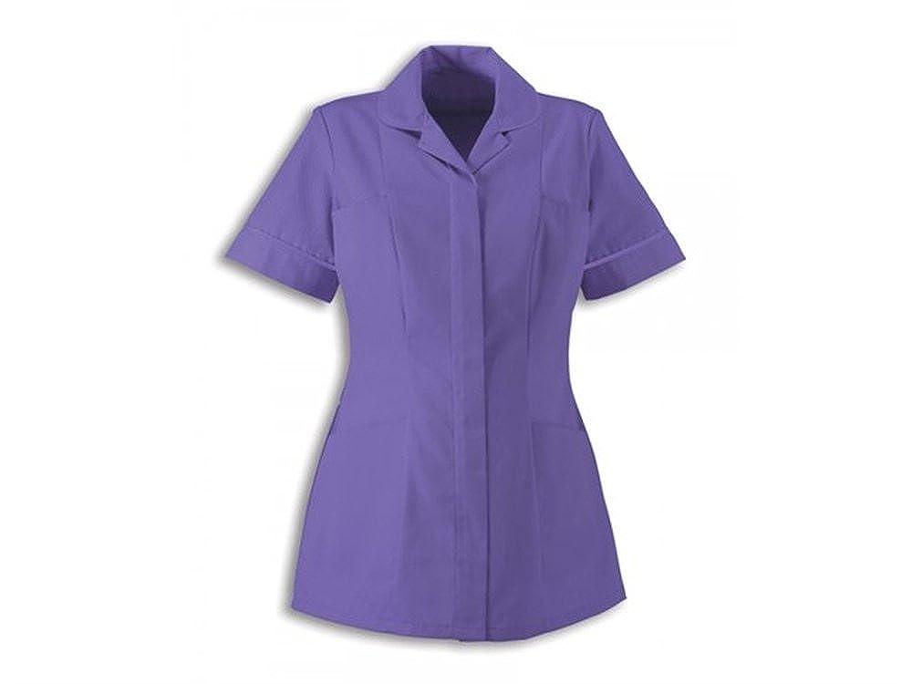 Alexandra Traditional Ladies Women Nursing Tunics NHS Health Medical Care 16, Purple//Purple