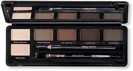 Profusion Cosmetics - Estuche de Maquillaje Profesional, Cejas: Amazon.es: Belleza