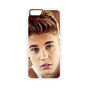 iPhone 6 4.7 Inch Cell Phone Case White Justin Bieber nqog