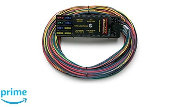amazon com painless wiring 50001 race car kt comp circuit automotive rh amazon com Universal Painless Wiring Fuse Box Painless Wiring Harness Diagram