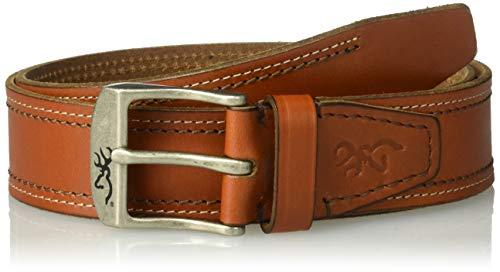 (Browning Men's Vernal Belt | Cognac | 42)