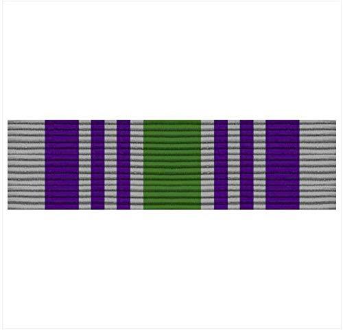 Vanguard Army ROTC Ribbon Unit: N-1-4: AJROTC Perfect ATTENDANCE