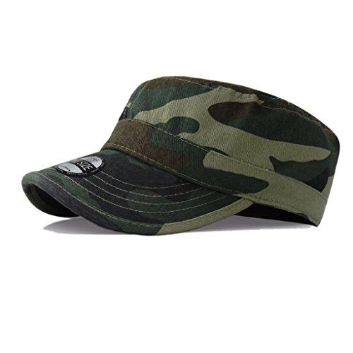Military Hat Army Cadet Patrol Castro Cap Men Women Golf Baseball Summer Castro -
