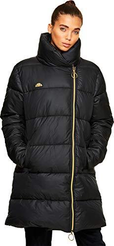 ellesse Women Winter Coat Peretta, Color:Anthracite, Size:6 (2XS)