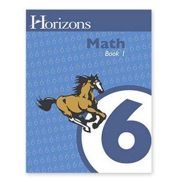 Horizons Mathematics 6 BOOK 1 (Lifepac)