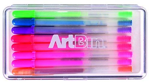 ArtBin Slimline Box, Pencil and Pen Storage, Clear, 6902AG by ArtBin