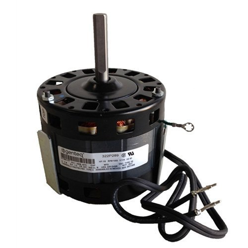(322P289 - OEM Upgraded Coleman Furnace Blower Motor 1/6 HP 115 Volt by Colema)