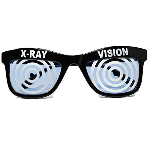 Flashback & Freedom X-Ray Vision
