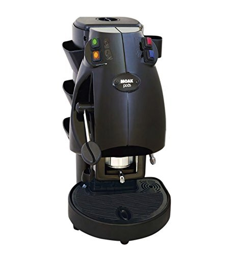 Amazon.com: moak Italiano Espresso machine usos e.s.e Pods ...