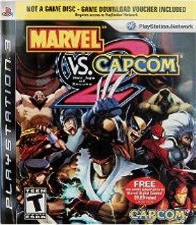 Amazon com: Marvel vs  Capcom 2: Unknown: Video Games