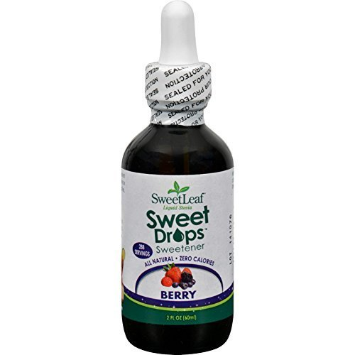 Sweet Leaf Liq Stevia Berry Flavored 2 Fz