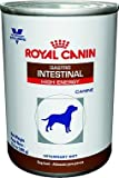 Royal Canin Veterinary Diet Canine Gastro Intestinal HE (High Energy) Canned Dog Food 24/13.6 oz Cans