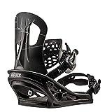 Flux TT 2018/19 Snowboard Bindings Size Black, Large